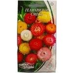 Насіння Квіти Геліхризум суміш Семена украины 0,3г