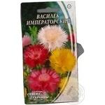 Насіння Квіти Волошка Імператорська суміш Семена Украины 5г