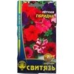 Семя петуния Свитязь Украина