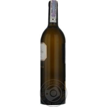 Вино Marques de Riscal Limousin белое сухое 13,5% 0,75л - купить, цены на СитиМаркет - фото 2