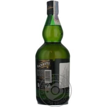 Віскі Black Bottle 5 років 40% 0,7л - купити, ціни на CітіМаркет - фото 3