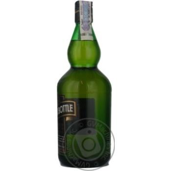 Віскі Black Bottle 5 років 40% 0,7л - купити, ціни на CітіМаркет - фото 2