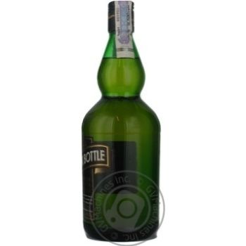 Віскі Black Bottle 5 років 40% 0,7л - купити, ціни на CітіМаркет - фото 5