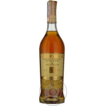 Glenmorangie Nectar d'Or 12 years whisky 46% 0.7l - buy, prices for Novus - image 4