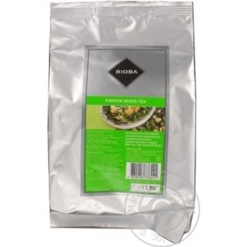 Чай Риоба белый листовой с папайей 250г