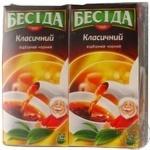 Чай Беседа Классический черный 1.8г х 24шт