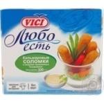 Кальмарові соломки Vici в паніровці Любо есть 300г