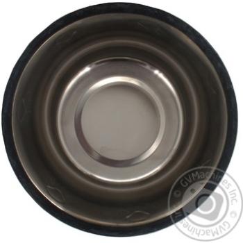 Миска з нержавіючої сталі з тисненням, 0,9 л / 17 см арт 4119 - купити, ціни на МегаМаркет - фото 3