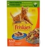 Корм для котів сухий Friskies Курка,печінка,овочі 400г