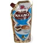 Молоко сгущенное Ичня Какао с сахаром и какао 7.5% 320г дой-пак Украина