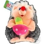 Іграшка м'яка Іжачок №1 Копиця