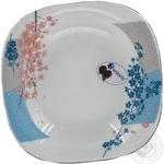Plate Santorin 229mm China