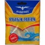 Рибка-голка солено-сушена Альбатрос 18г