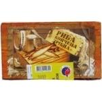 Fish capelin Zahid-riba cold-smoked 250g Ukraine