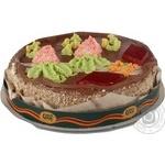 Cake Kyivskyy with hazelnuts 1000g Ukraine