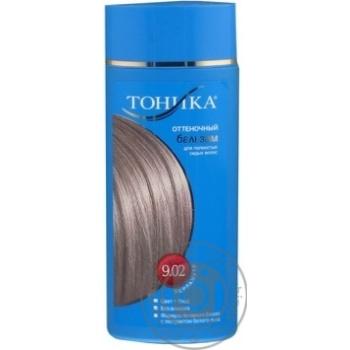 Бальзам для волос Тоника оттеночный Перламутр 9.02 150мл - купить, цены на Ашан - фото 3