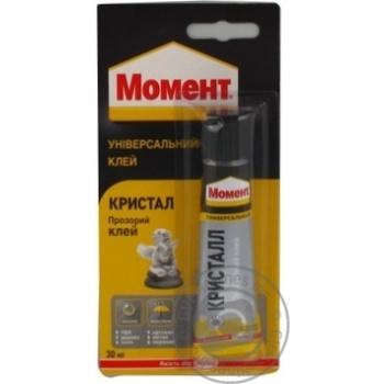 Клей Момент поліуретановий 30мл - купити, ціни на Novus - фото 3