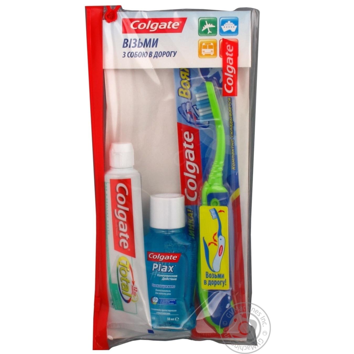 Зубна щітка Колгейт → Гігієна → Особиста гігієна → Догляд за ... e0ec97e0e8af2