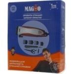 Машинка для стрижки Magio МG-181 9Вт 4нас.сталь