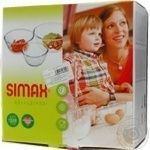 Dishes Simax 3pcs
