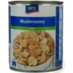 Mushrooms cup mushrooms Aro canned 850ml can Holland