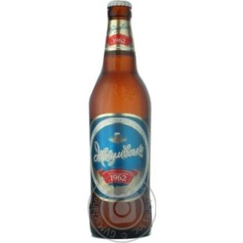 Пиво Сармат Жигулевское светлое 4.4% 500мл Украина