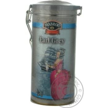 Чай Маброк Эрл Грей черный 200г