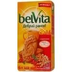 Печенье Бельвита с клюквой 300г Чехия