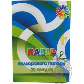 Paper Tetrada 20pcs - buy, prices for Novus - image 3