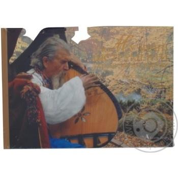 Фотоальбом Музичні інструменти українського народу Балтия-Друк 215*150 - купити, ціни на Novus - фото 1
