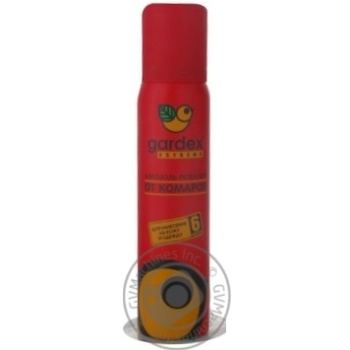 Spray Gardex Extreme to mosquitoes 100ml Russia