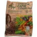 Смесь овощная Дарус Гарнир с пряными травами быстрозамороженный 400г Украина