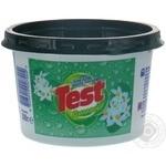 Гель для миття посуду Test Гель Лимон 300г