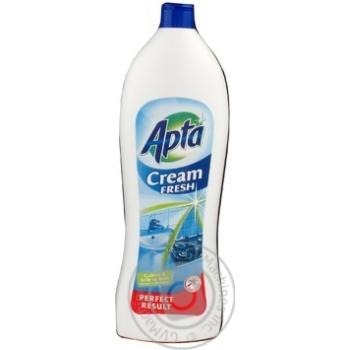 Засіб чистящий д/поверхонь Apta в кухні та ванній кімнаті 750мл