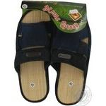 Взуття домашнє чоловіче Home Story HM-P0-13875S
