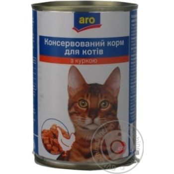 ARO КОНС. КОРМ Д/КОТ. КУР 415Г