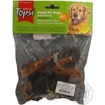 Topsi for dogs dried delicacy 120g