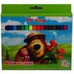 Markers Rosmen Masha and the bear 18colors China