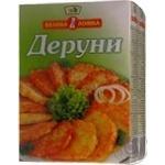 Potato flapjacks Velyka lozhka 600g