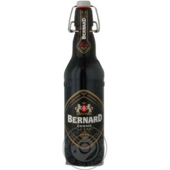 Пиво Бернард темное 5.1% 500мл