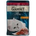 Консерва для котів Gourmet Perle Качка 85г