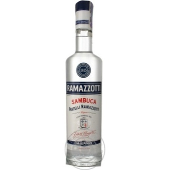 Ramazzotti Sambuca Anise Liquor 38% 0,7l - buy, prices for CityMarket - photo 2