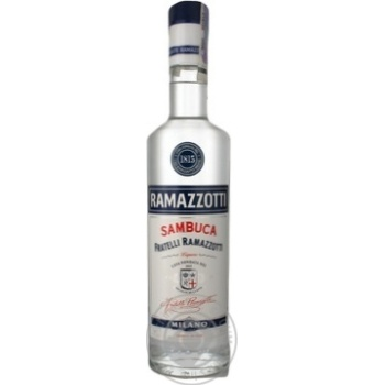 Ramazzotti Sambuca Anise Liquor 38% 0,7l - buy, prices for CityMarket - photo 5