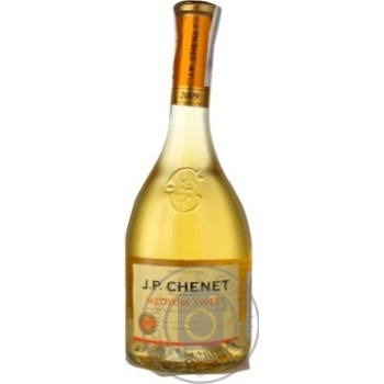 Вино J.P.Chenet Medium Sweet белое полусладкое 0.75л - купить, цены на Novus - фото 4