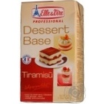 Blend Elle&vire with taste of tiramisu for desserts 1000ml France