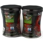 Natural instant granulated coffee Nescafe Classic 2x100g Brazil