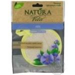 Sponge Natura vita Flax for body Ukraine