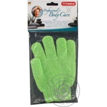 Массажная рукавица Titania для тела 9108
