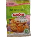Spices Kotanyi for potato 25g Austria