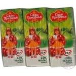 Juice Sady pridonia cherry 600ml tetra pak
